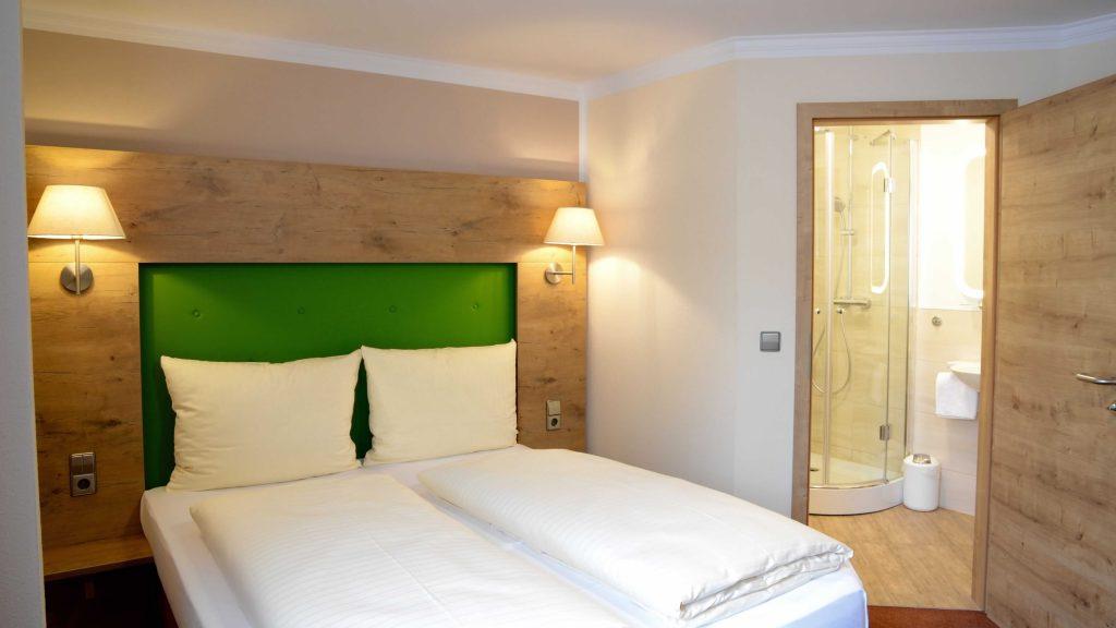 Economy Doppelzimmerzimmer | Economy Double Room